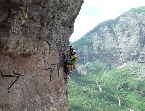 Getting Ready for Your Via Ferrata Adventure in Telluride, Colorado