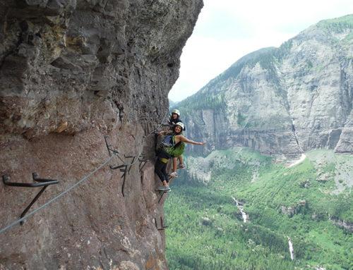 Adventure: Via Ferrata in Telluride, Colorado | Getting Ready