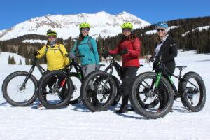 winter activities in Telluride