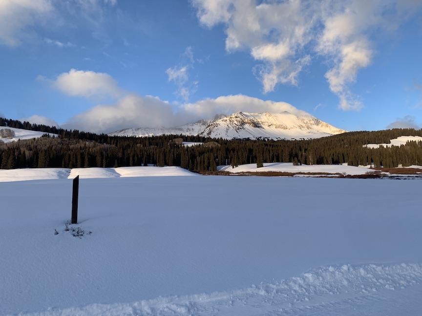 winter in telluride