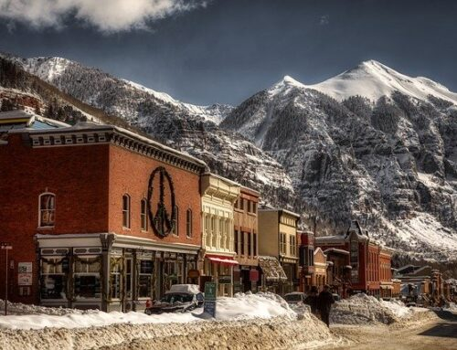 Looking Back at Telluride's History
